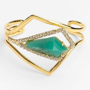 alexis bittar | new wave cuff with stone